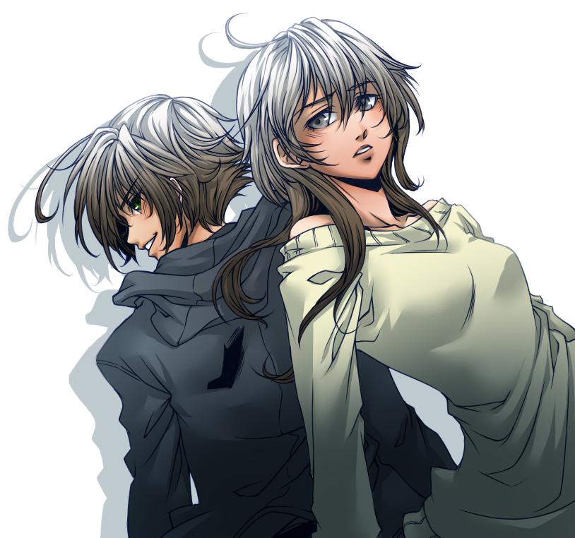The Effin' Hawt Tanaka Twins by ryuuen
