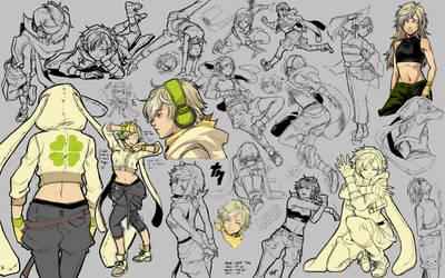 RaA: Meta sketch dump page by ryuuen
