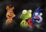 The bizarre muppets