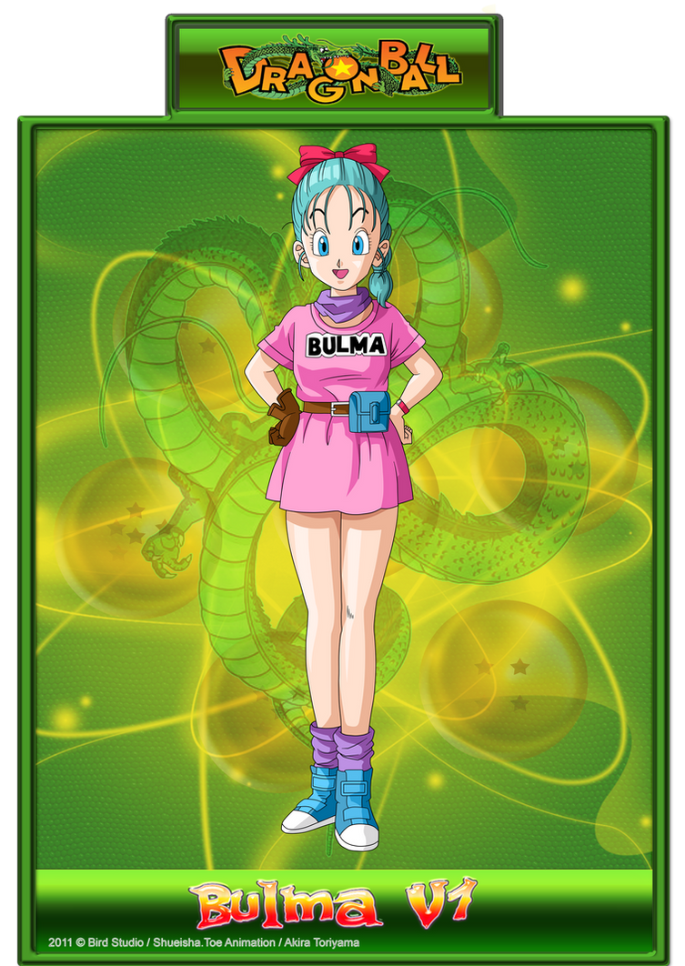 Bulma DBV1 by CHangopepe