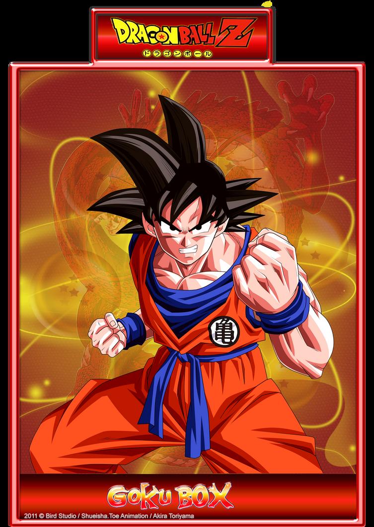 Goku BOX by CHangopepe