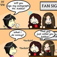 'Kakka's' Biggest Fan by Z-E-Y-U-S