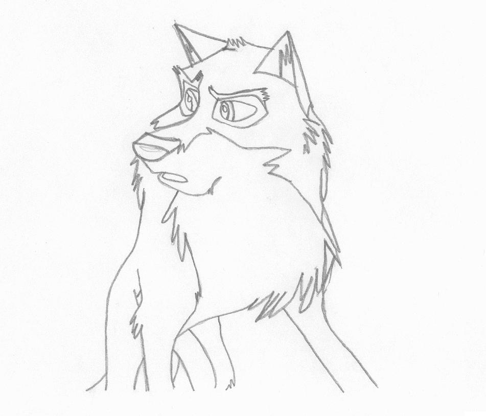 Balto And Jenna Coloring Pages, Luxury Balto And Jenna Coloring ...