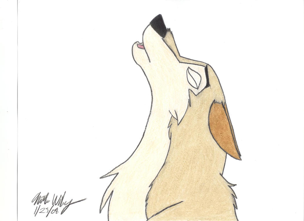 balto howling coloring pages - photo #30