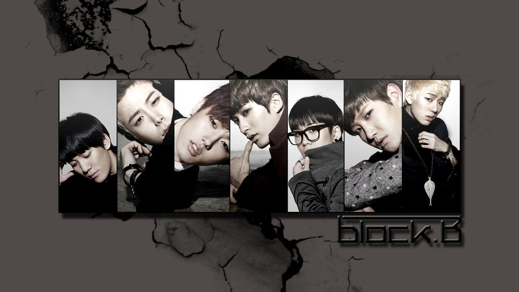 Block B Wallpaper 5 By Katharineford On Deviantart