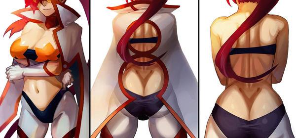 YOKO  breast  OTL by kinggainer