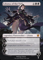 Liliana by kinggainer