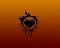 Broken Heart - Melting by krypt0