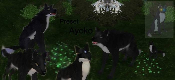 FeralHeart Preset: Ayoko