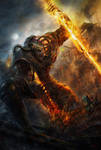 Fireborg Colossus