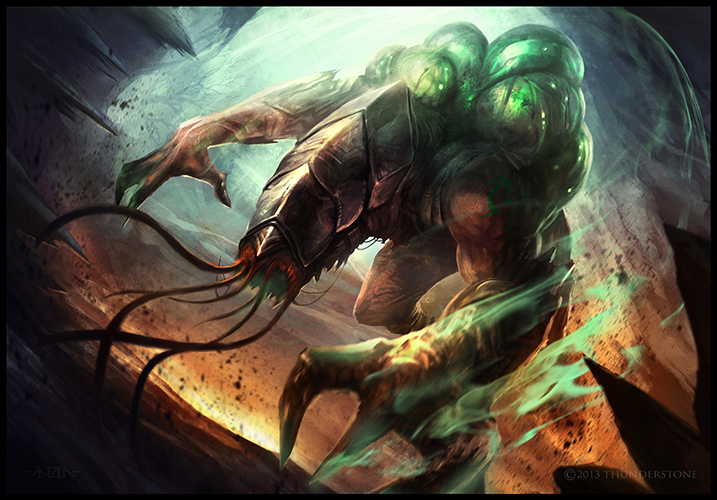 Doomspawn by monpuasajr