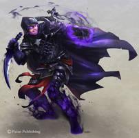 Stygian Slayer by monpuasajr