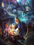 Pathfinder - Healer's  Handbook