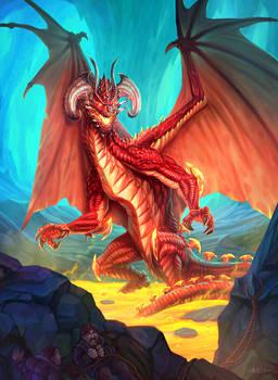 Aries Fire Dragon