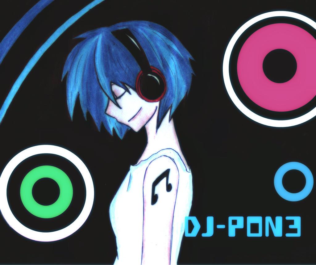 DJ-PON3 by F10R3LL4