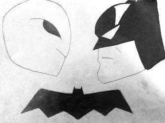 Batman  Vs Corte das corujas by Ricardocartoon1