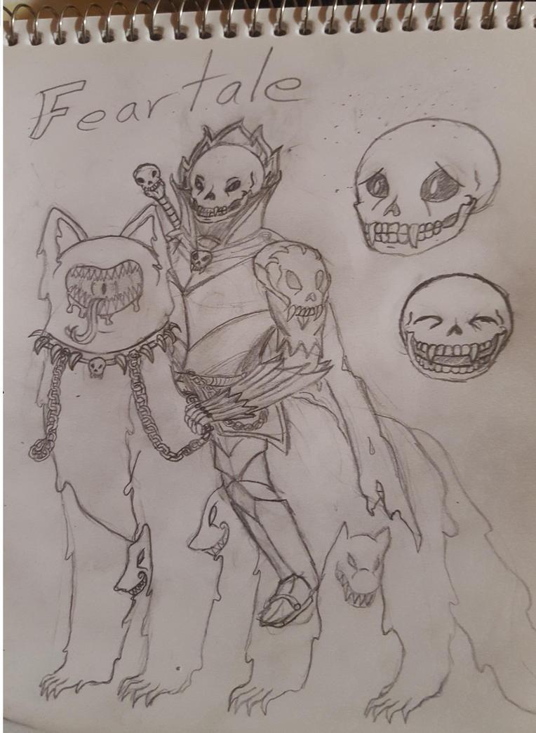 Feartale by 13DARKYLAND13