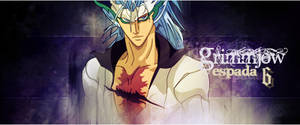 Grimmjow Tag (OLD) by TattyDesigns