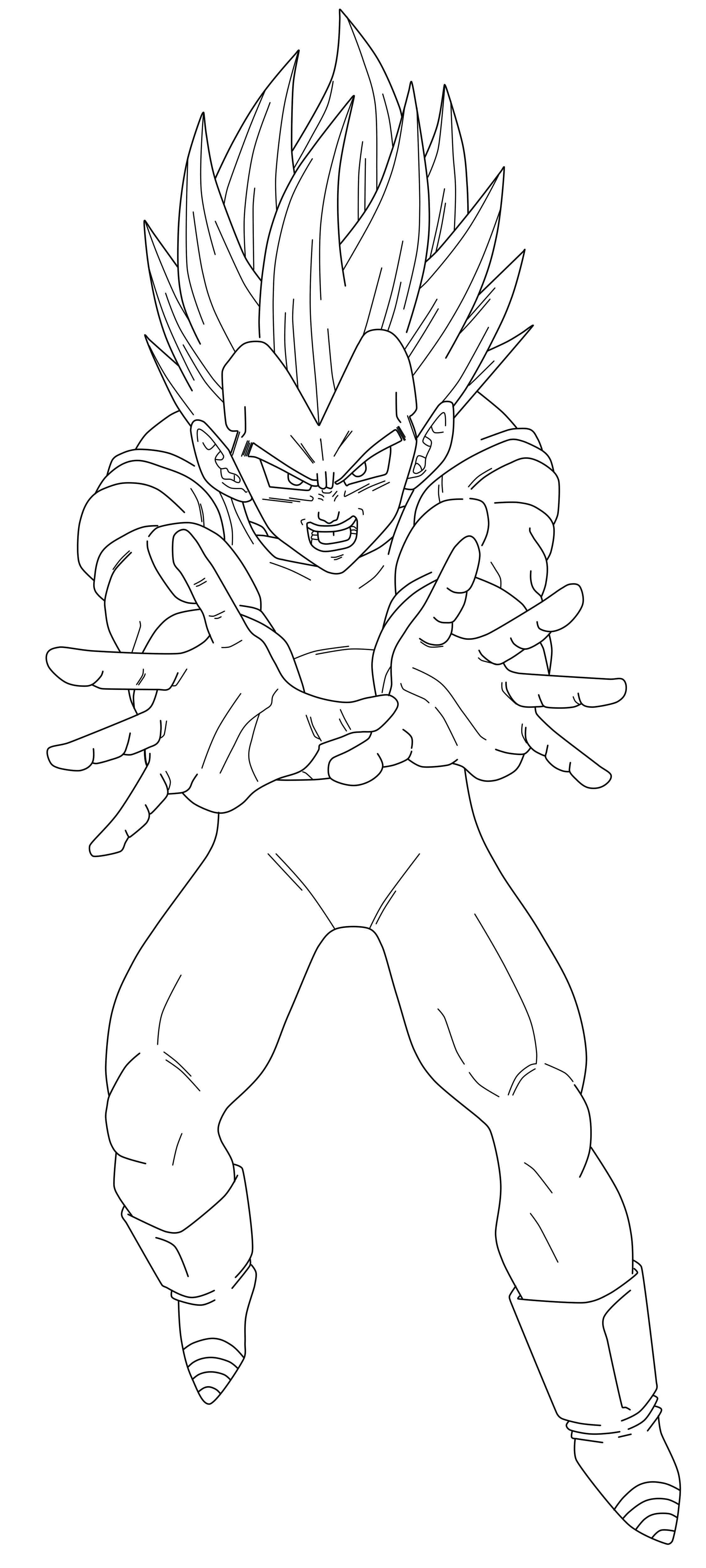 Ssj Drawing Saiyan Drawing Vegeta Ssj