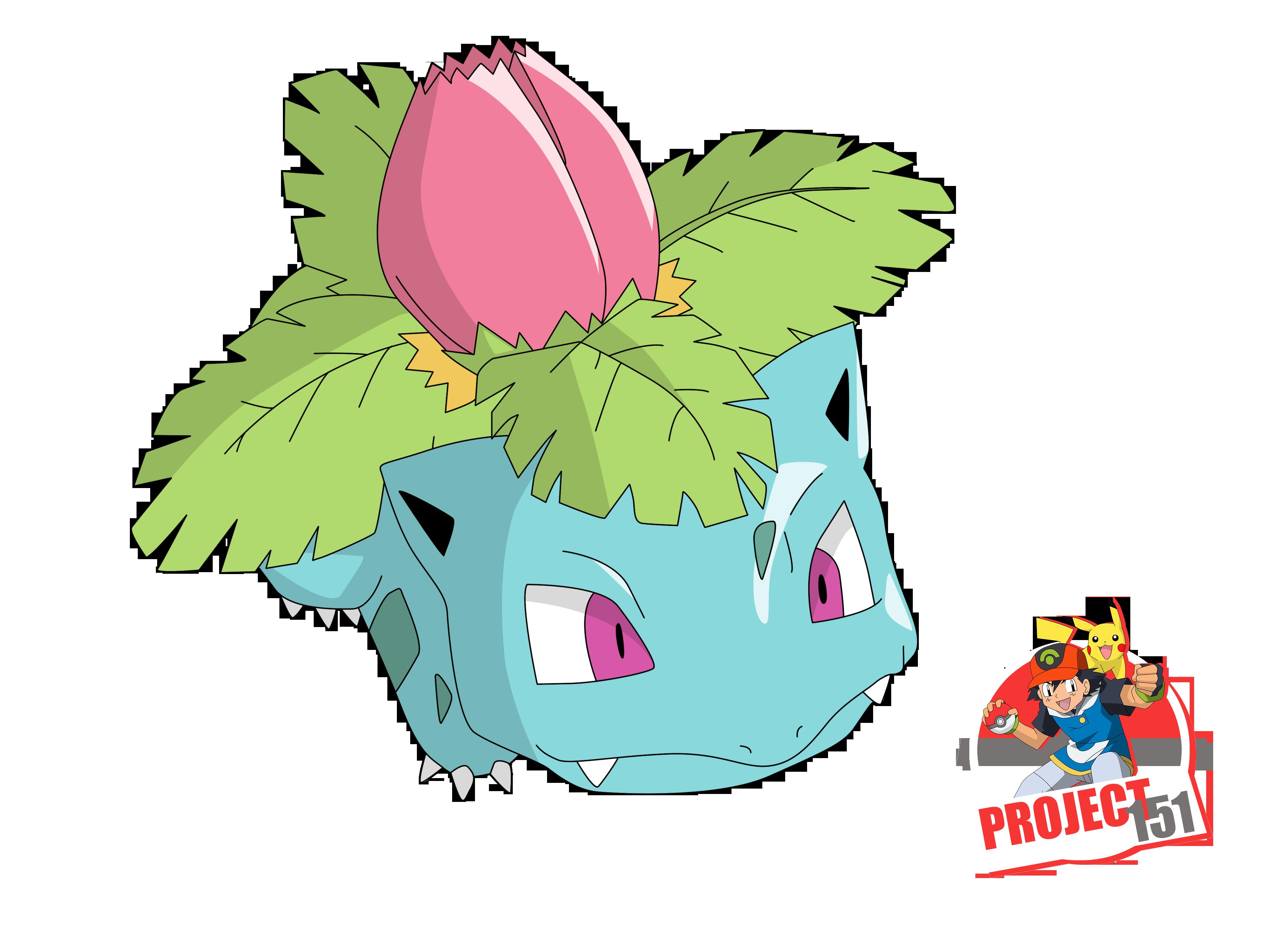 Ivysaur  Pokédex