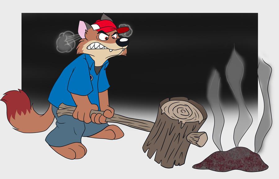 Repairman He Isn't by Kresblain