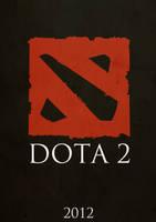 DOTA 2 (A3 - poster) by AnimusMedia