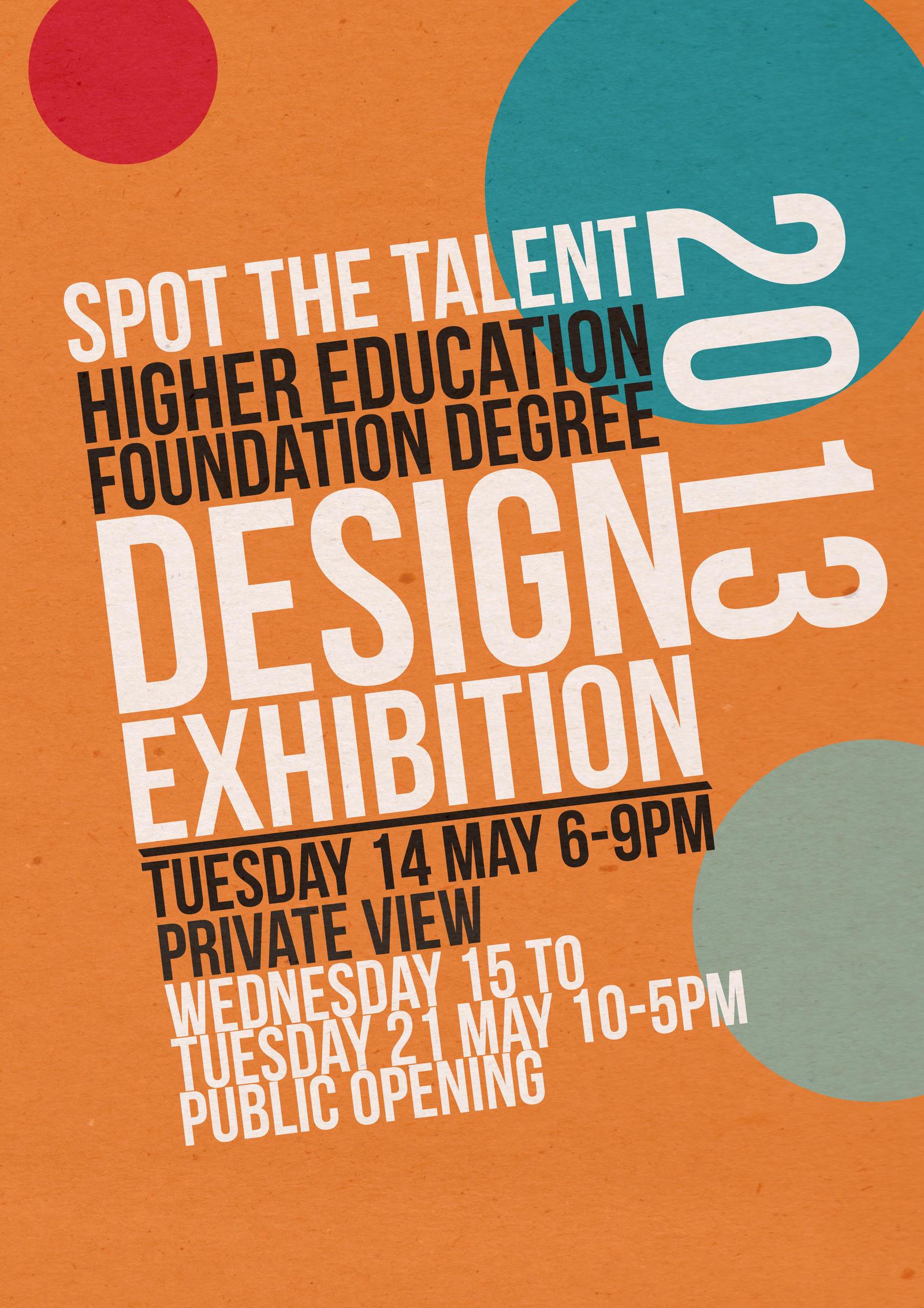 Poster design typography - Design Exhibition Typography Poster By Animusmedia Design Exhibition Typography Poster By Animusmedia
