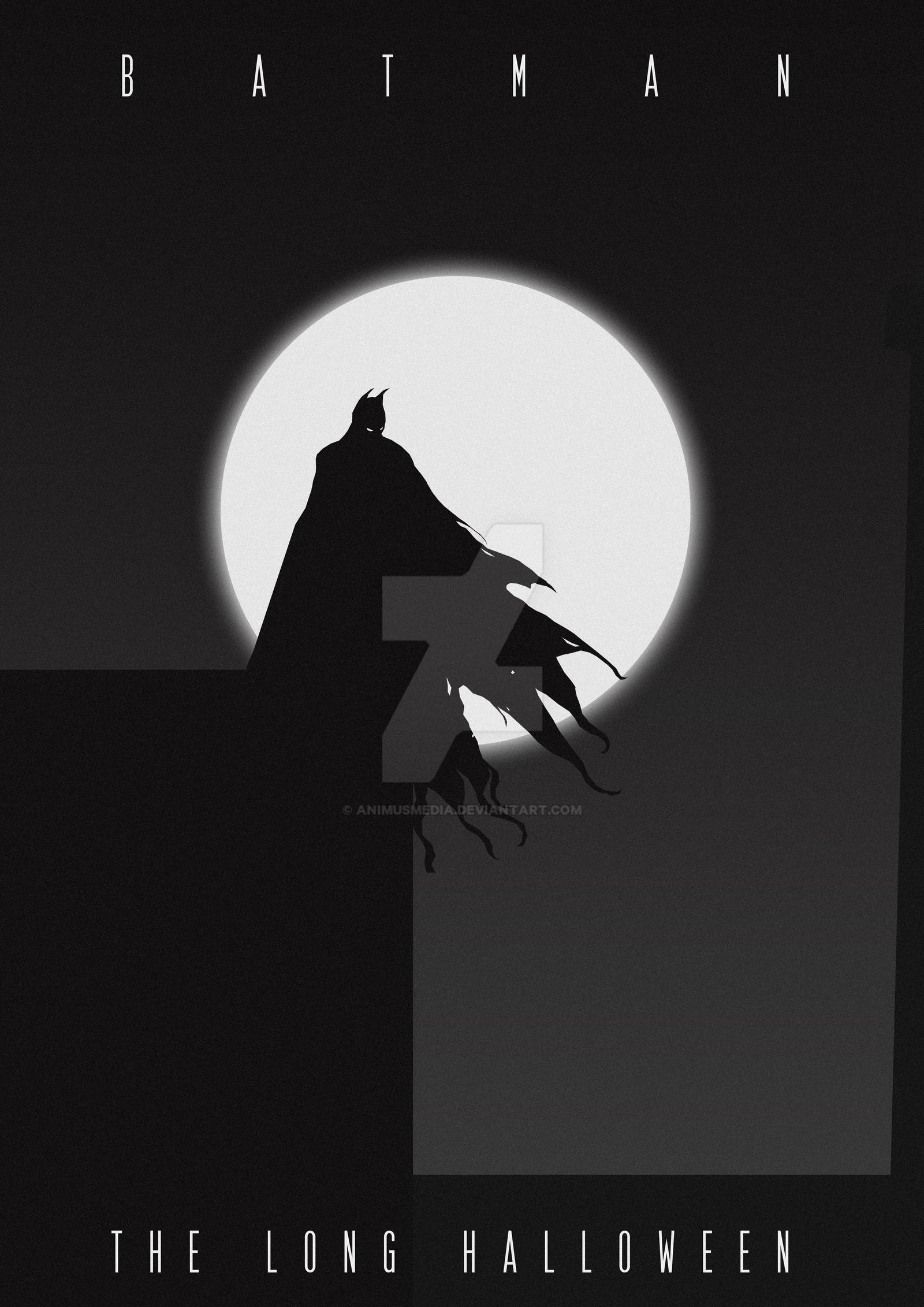 BATMAN: The Long Halloween by AnimusMedia on DeviantArt