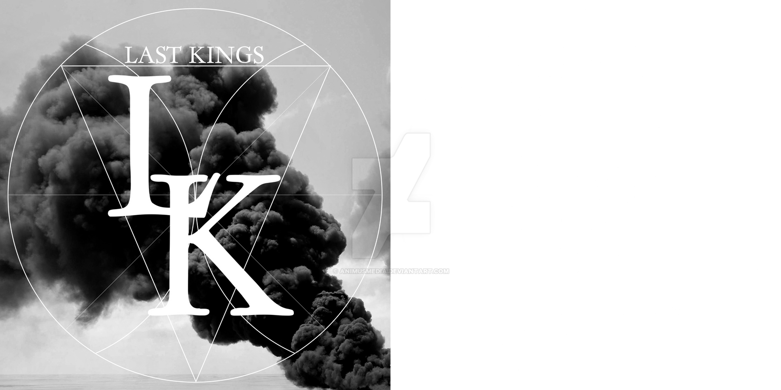 last kings logo creation by animusmedia on deviantart