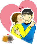 Kiss to Spock