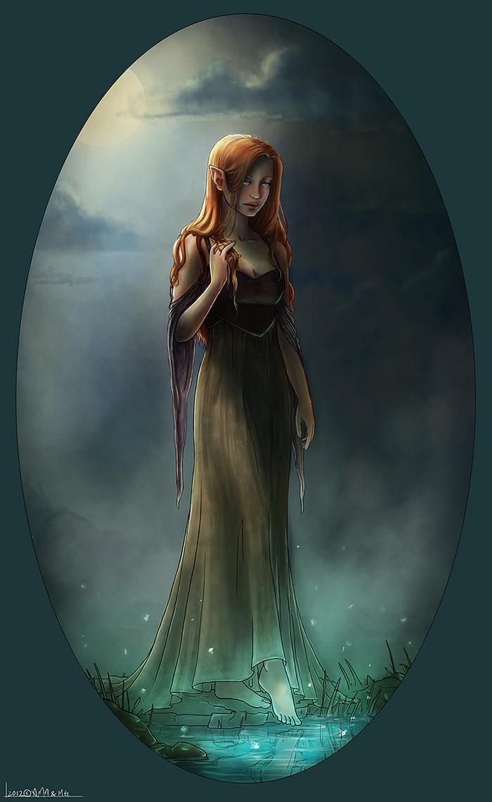 Fairy art trade colour by MariaGulland on DeviantArt