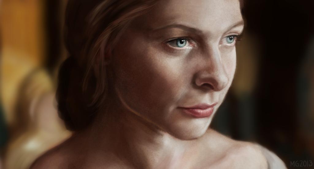 Elizabeth Woodville by MariaGulland
