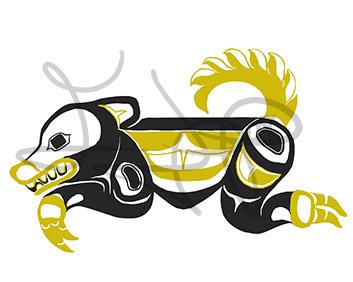 Tlingit Raven Tattoos