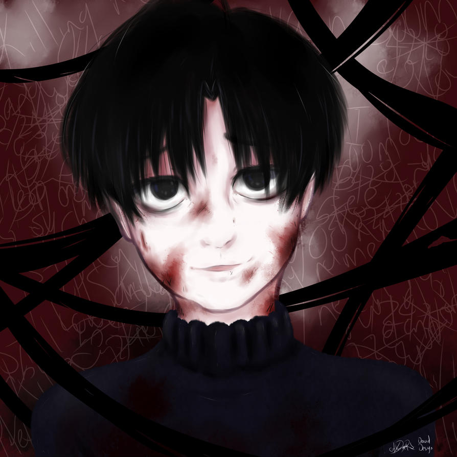 Killing Stalking: Yoon Bum by David-VDesign