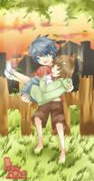 HH:A childhood memory by PUnkyNaNa