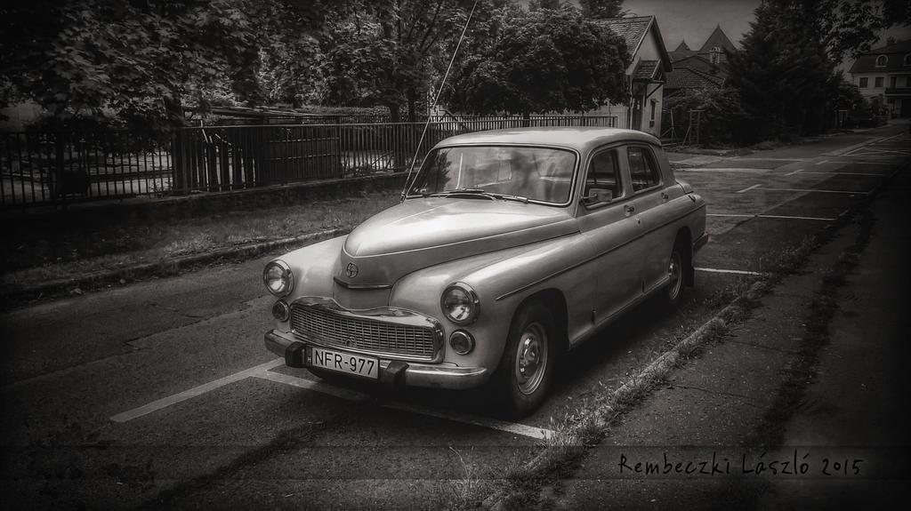 Warszawa 223 by rembo78