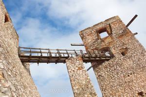 Castle of Csesznek II. by rembo78