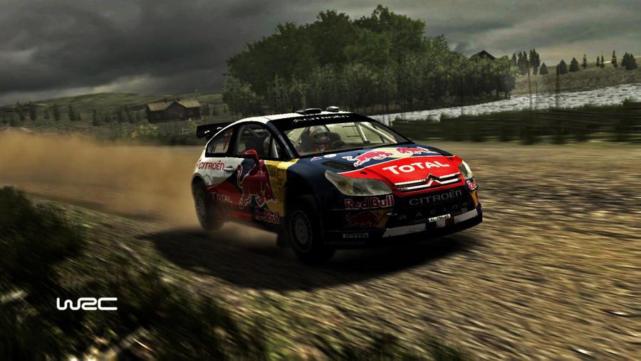 WRC 2010 Demo Citroen