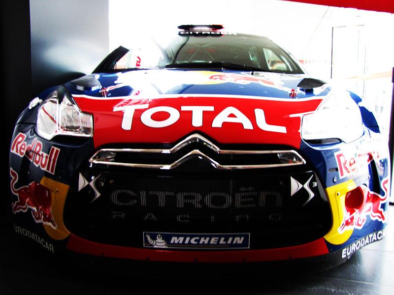 Citroen DS3 WRC II
