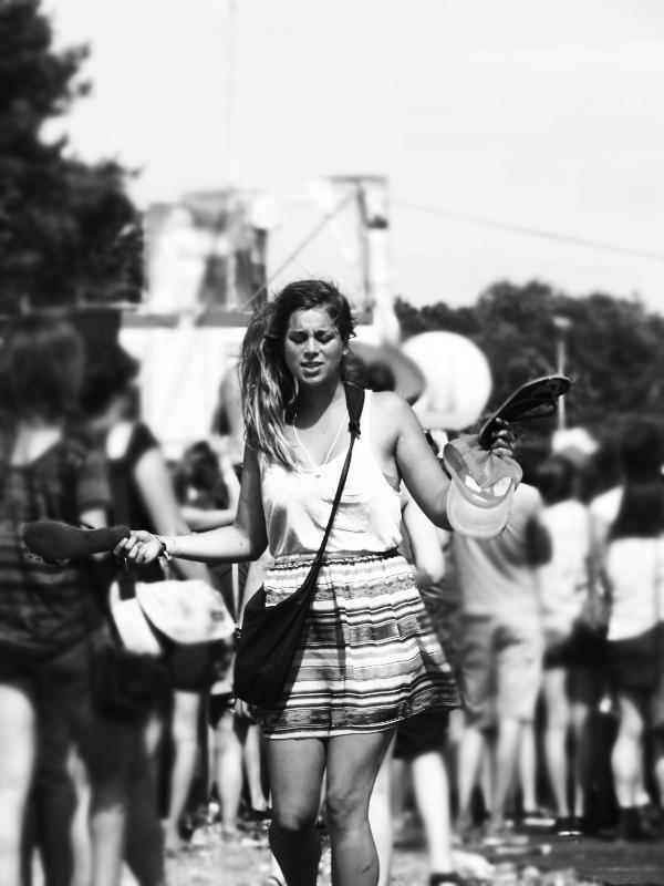 Dancing Girl by UglyKidAndy