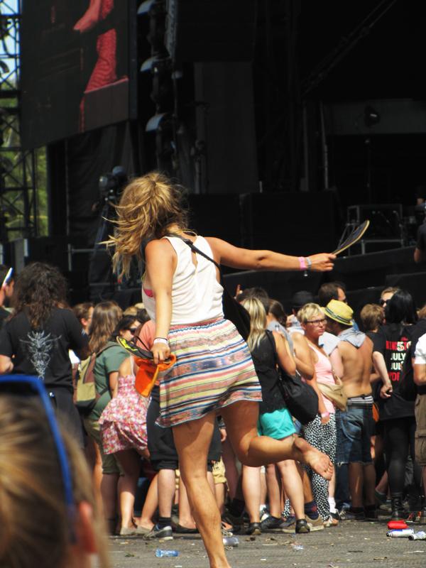 Dancing Girl II by UglyKidAndy