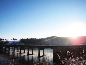 Robertville Lake