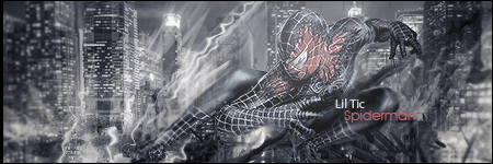 Ultimos Trabajos Spiderman_Sig_by_LilTic