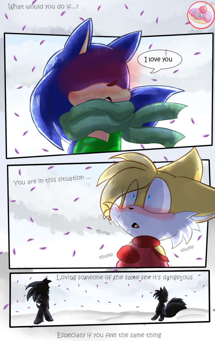 .:First Love Charter 1 Pag 1: Love can Hurt:. by CrazyCakesune