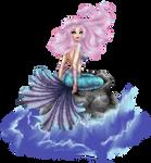A Waiting Mermaid by Decorus-Somnium