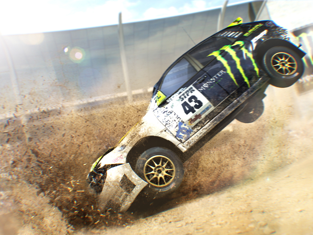 ken block dirt by ~elrage999