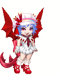 Remilia Scarlet by xBlackRelinquishx