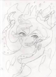 Princess Of Darkness by tehwatcher