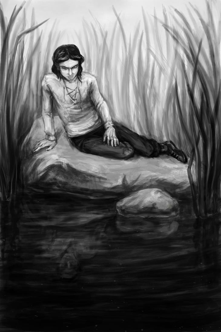 Pond by AnastasiaMorning