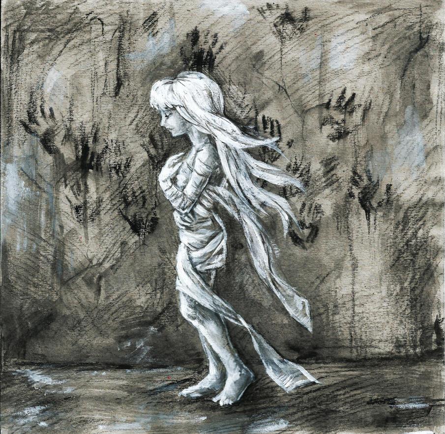 Disturbing Dream by AnastasiaMorning